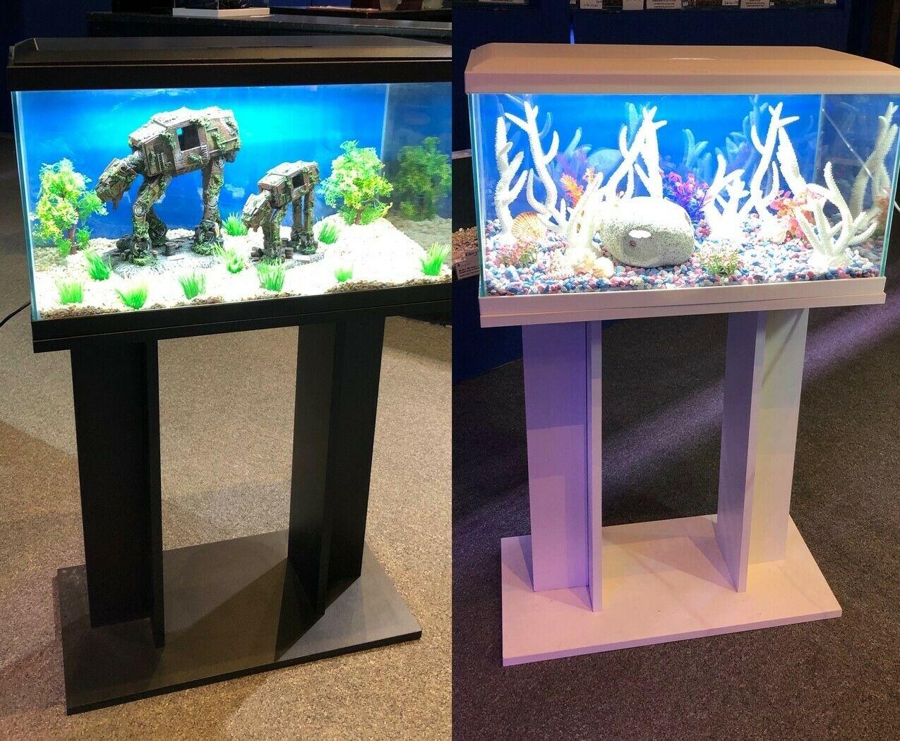 Aquarium LED tank with stand £130.49 @ mezzaluna_gifts / eBay