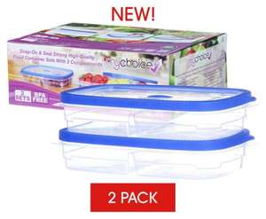 10% off Tupperware with voucher Code @ My Choice