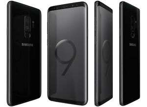 Samsung Galaxy S9+ SM-G965F Midnight Black Unlocked Dual SIM 64GB Retail Box - Seller refurbished £215.99 at it-zone-1 eBay