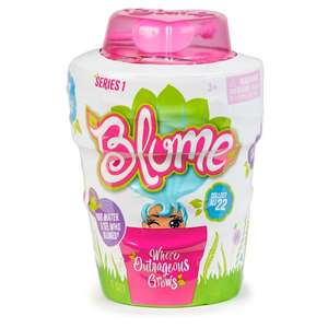 Blume dolls £6.50 @ Tesco instore and online