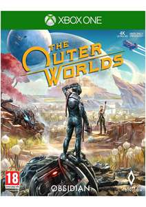 The Outer Worlds [Xbox One] for £29.85 Delivered @ Simply Games