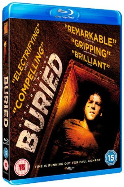 Buried Movie [Blu-ray] (Ryan Reynolds Thriller) £2.99 Delivered @ Zoom.co.uk