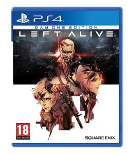 Left Alive Day One Edition £9.85 Delivered @ ShopTo