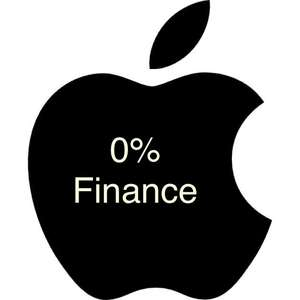 0% Finance with Barclays @ Apple