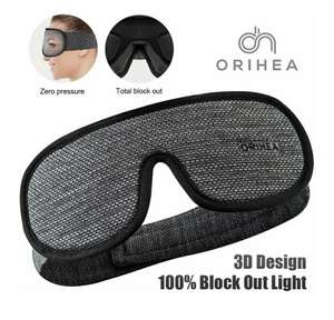 OriHea 3D Sleep Mask for Women and Men £12.99 Prime / £17.48 Non Prime Sold by ZHXTEK and Fulfilled by Amazon