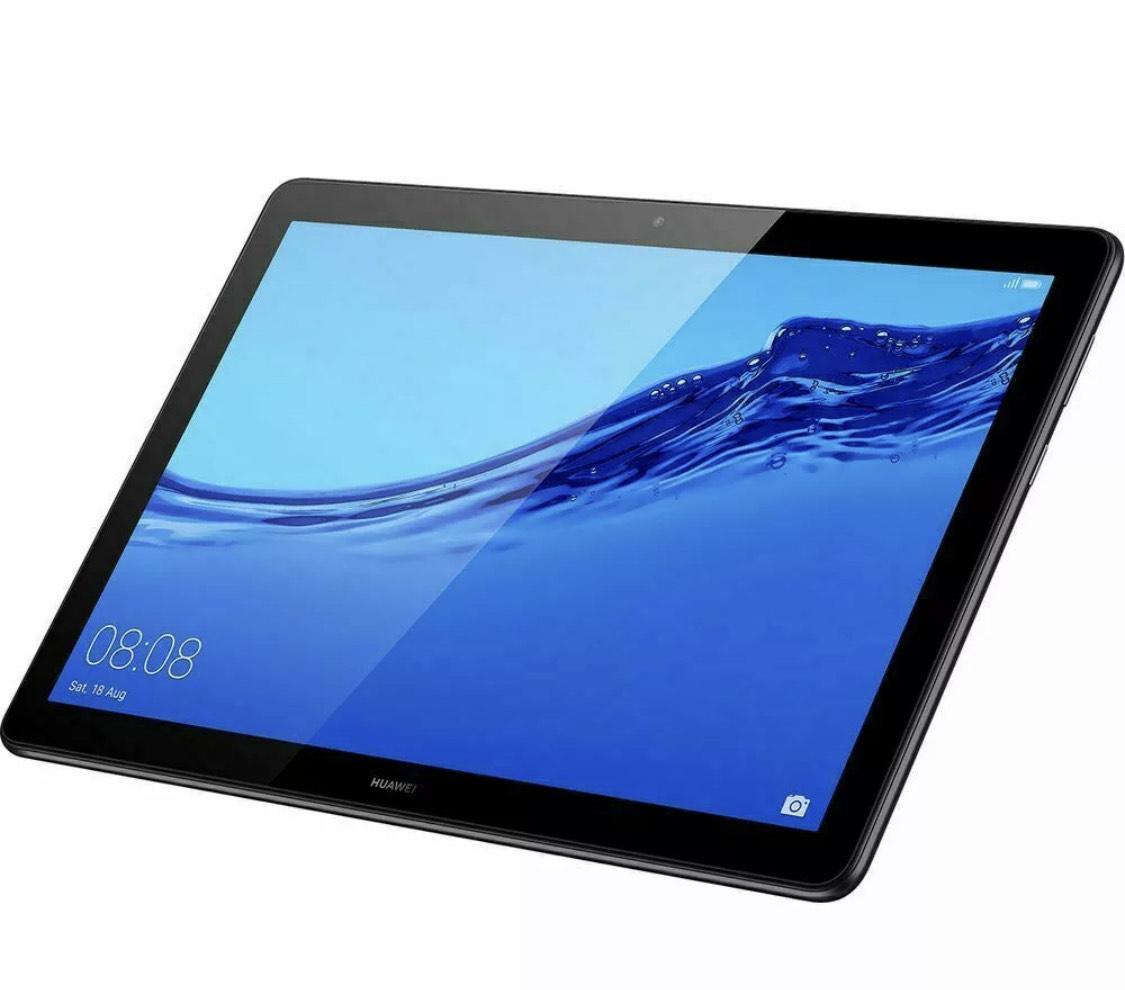 Huawei Mediapad T5 10.1 Inch 16GB 1080p Wifi Android Tablet - Grey (Argos, eBay) £107.99
