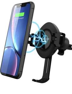 Arteck 10W Wireless Car Charger Phone Mount, Air Vent Universal Phone Holder £14.99 + £4.49 NP Sold by ARTECK and Fulfilled by Amazon.