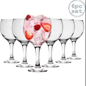 Copa Gin Glasses - £11.98 Delivered @ Rinkit