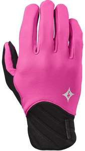 Specialized Deflect mtb cycling gloves Pink XL £12.40 delivered @ tredz
