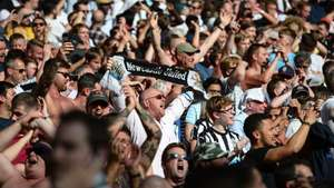 Newcastle United is offering current season ticket holders a FREE additional half-season ticket