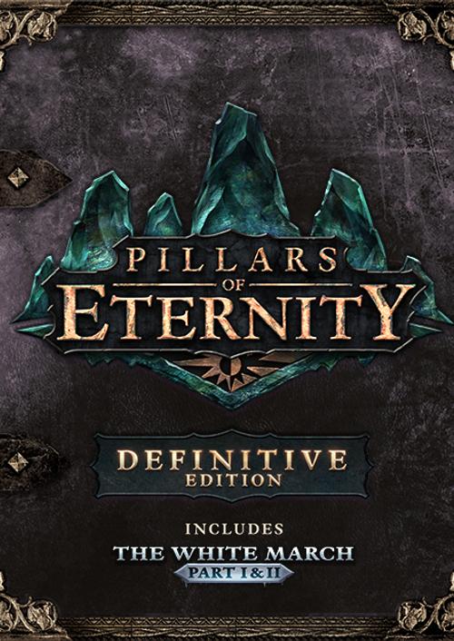 [Steam] Pillars of Eternity - Definitive Edition PC - £6.99 @ CDKeys