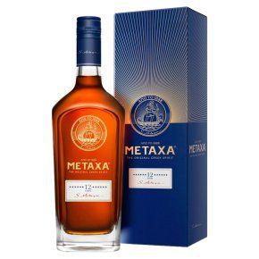 Metaxa 12 star brandy - £25 @ Waitrose & Partners