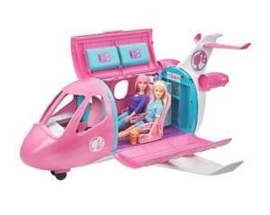 Barbie Dream Plane Playset - £40 (With Code) @ Argos - Free Collection
