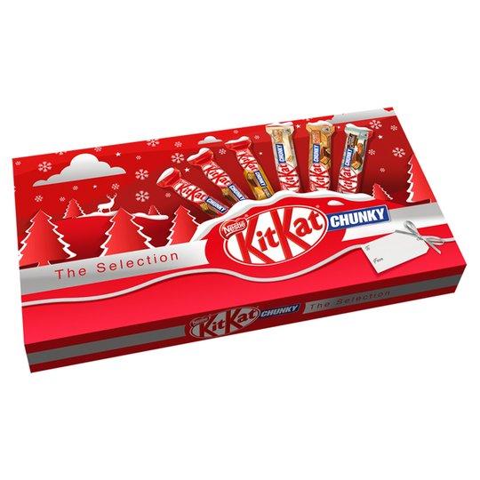 Kit Kat Collection 220G - £1.75 at Tesco