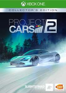 PROJECT CARS 2 - Collector's Edition - £37.49 @ Bandai Store