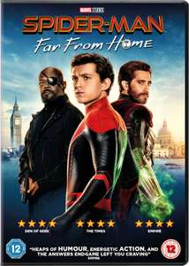 3 for £20 DVD on selected titles @ Amazon Some New titles inc Spider-Man, Lion King, Dumbo, Rocketman, Aladdin Free Delivery