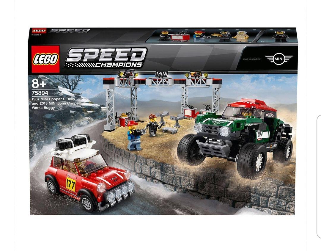 LEGO 75894 Speed Champions£26.99 @ Amazon