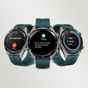 HUAWEI Watch GT Active - GPS Smartwatch - Dark Green £99.99 @ Amazon