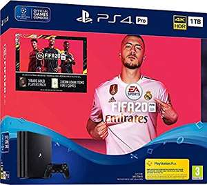 Sony PS4 Pro 1TB & FIFA 20 or Fortnite Neo Versa Bundle - £242.99 @ Argos / eBay (Free Click & Collect)