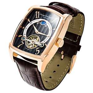 George Etherington Farringdon Mens Automatic Watch Self Winding Rose Gold 9102GOLD £40 Sold by Beauty, Kitchen and Home Outlet& FB Amazon.