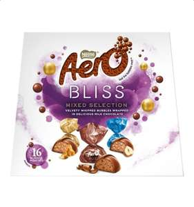 Aero Bliss Mix 144G £2.50 @ Tesco