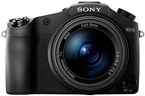 Sony DSC-RX10 large sensor zoom £479 (£379 after cashback) @ Amazon