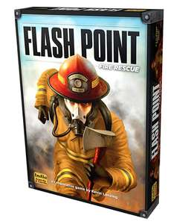 Flash Point Board Game £14.66 prime / £19.15 non prime @ Amazon