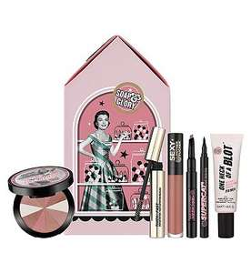 3 for 2 on Christmas Gifts + Free Soap & Glory Beauty House when you spend £40 on seasonal gifts online Today Only @ Boots