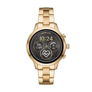 Michael Kors Womens Smartwatch with Stainless Steel Strap MKT5045 - £134.99 @ Amazon