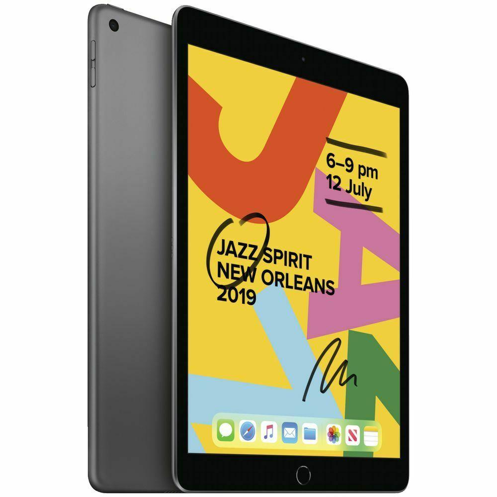 Apple iPad (10.2-inch, Wi-Fi, 32GB) - Space Grey/Gold (2019) - £250.71 @ Hi-tech Electronics / eBay