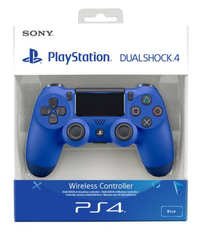 DualShock 4 Controller Wave Blue V2 - £33.99 Delivered using code @ Shopto via eBay