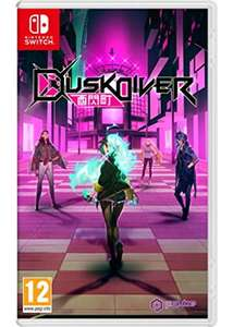 Dusk Diver (Nintendo Switch / PS4) - Day One Edition - £14.84 delivered @ Base