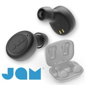 Jam Live Loud TWS Truly Wireless Bluetooth Earbuds Earphones 12hr Charge - Black - £29.74 @ fka-brands eBay