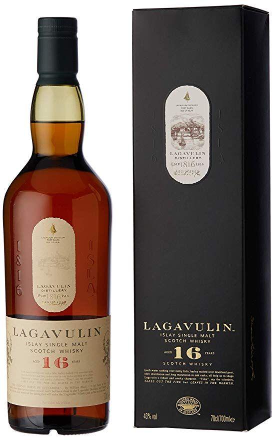 Amazon lightning deal - Lagavulin 16 year old single malt 70cl - £43