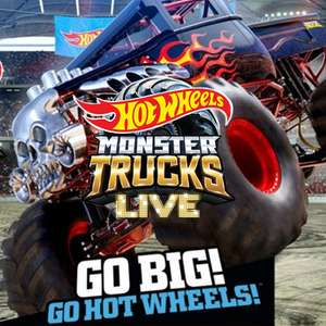 Hot Wheels Monster Trucks Live - 3rd or 4th January 2020 At Manchester Arena - £16.34 - £21.14 Using Code - @ Groupon