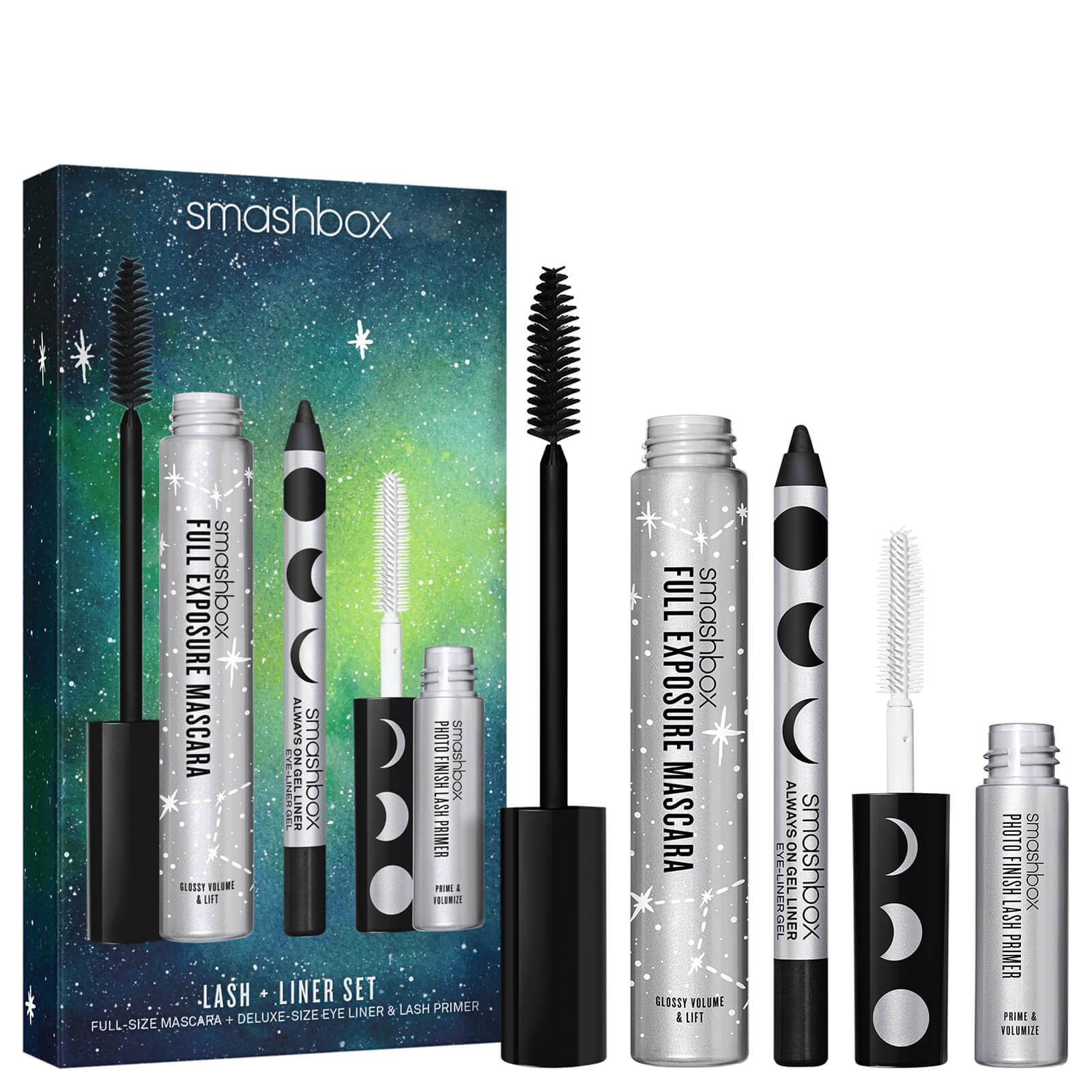 Smashbox Cosmic Celebration Lash + Liner Set now £18.00 delivered with code @ Look Fantastic