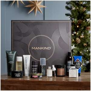 Mankind Christmas collection gift now £50 delivered @ Mankind
