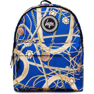 Hype chains backpack - £14.49 delivered @ Skate Hut