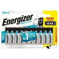 Buy one get one free Energizer Max 20 batteries for £8.25 @ Tesco