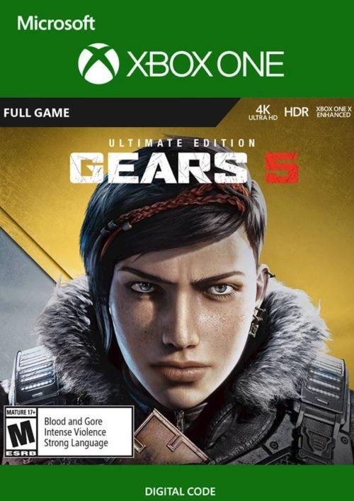 Gears 5 Ultimate Edition (Xbox One / PC) £19.60 @ CDKeys