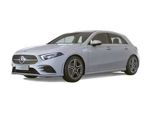 Mercedes-Benz A Class Hatchback A200 AMG Line Auto *Incl. Metallic Paint* Car Leasing - Term £8200.80 @ Nationwide Vehicle Contracts
