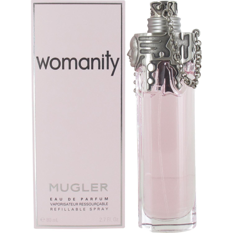 Thierry Mugler Womanity Eau de Parfum 80ml Spray Brand New Boxed & Sealed £38.21 @ perfume_shop_direct eBay