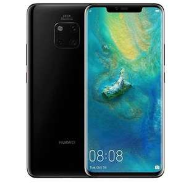 New HUAWEI MATE 20 PRO 128GB SMARTPHONE Black £349 @ Box.co.uk