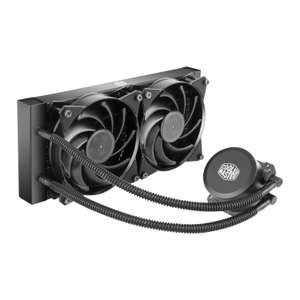 CoolerMaster 240mm MasterLiquid Lite AIO CPU Water Cooler £36.98 at Amazon