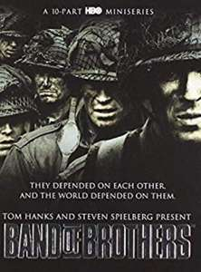Band of Brothers DVD Boxset @ Amazon - £10 (£12.99 non prime) / £12.30 Blu-ray (£15.29 non prime)