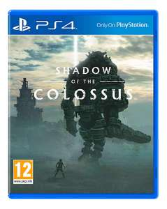 Shadow of the Colossus (PS4) - £11.85 delivered @ Base