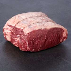 Tesco Meat Counter - Beef Sirloin Joint down to 9.00/kg