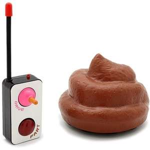 Remote control Speed Poo - £7.47 including delivery @ Groupon