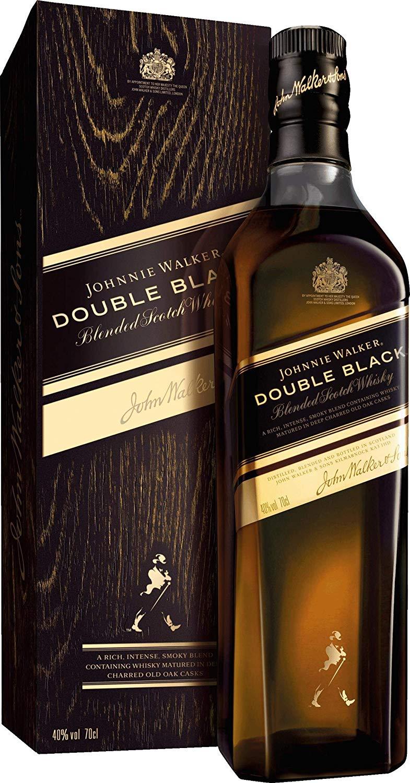 Johnnie Walker double black whisky - £24.99 @ Amazon