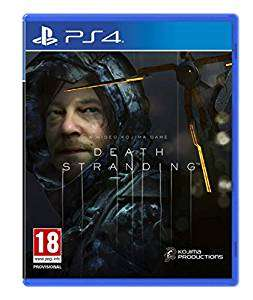 Death Stranding (PS4) - £39.95 - The Game Collection